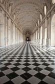 Italy - Royal Palace: Galleria di Diana, Venaria — Stock Photo