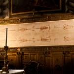 Turin, Italy - Sacred Shroud — Stock Photo
