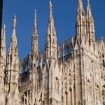 Milan Cathedral — Stock Photo #5888178