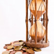 Stockfoto: Time and money