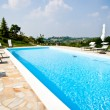 Stockfoto: Hotel swimming pool
