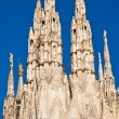 Milan Cathedral — Stock Photo #6114011