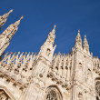 Milan Cathedral — Stock Photo #6297982
