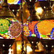Arabic lanterns — Stock Photo