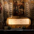 Stock Photo: Turin, Italy - Sacred Shroud