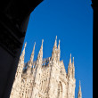 Milan Cathedral — Stock Photo #6741156