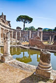 Rzymskie kolumny — Zdjęcie stockowe