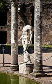 римская вилла - тиволи — Стоковое фото