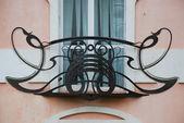 Balconies — Foto Stock