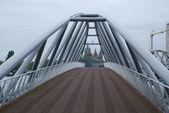 Most přes řeku — Stock fotografie
