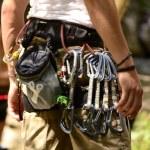 Climbing equipment — Stock Photo #6499525