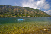 Boko-Kotor Bay in Montenegro — Stock Photo