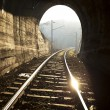 End of Tunnel — Stock Photo #6281088