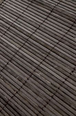 Background - volumetric Japanese reed mat — Stockfoto