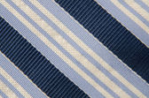 Closeup view of a striped neck tie — Stock Photo