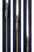 Zipper — Stock Photo