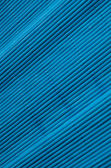 Blue bamboo Mat background — Stock Photo