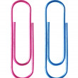 Paper clips — Stock Photo #6031697