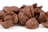 Chocolate cereals — Stock Photo