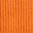 Orange woolen cloth - Stockfoto