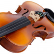 Violin close up - Stock Photo