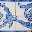 Ornamental old typical tiles — Zdjęcie stockowe