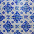 Vintage spanish style ceramic tiles — 图库照片