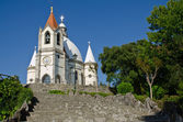 Sameiro santuary — Stock Photo