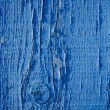 Blue paint on wood background — Stock Photo #6732606