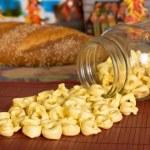 Tortellini pasta — Stock Photo #5462456