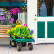 Flower Shop — Stock Photo #5554099