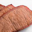 Sliced Steak — Stock Photo