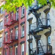 Tenement Apartment Buildings — Stock Photo #5794867