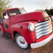 Vintage Pickup Truck - Stock Photo