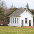 Stock Photo: Schoolhouse