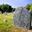 Tombstone - Stock Photo