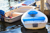Small Boats — Stock Photo