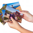 Vacation Photos — Stock Photo