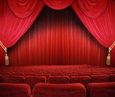 Bioscoop theater — Stockfoto