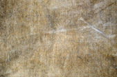 Canvas, rough fabric khaki fabric — Stock Photo