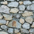Texture of ancient stone wall — Stock Photo #6309619