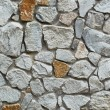 Texture of ancient stone wall — Stock Photo #6309637