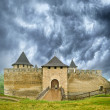 Ancient castle — Stock Photo #6742877