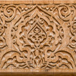 Art of wood carving. — Stock Photo #6742888