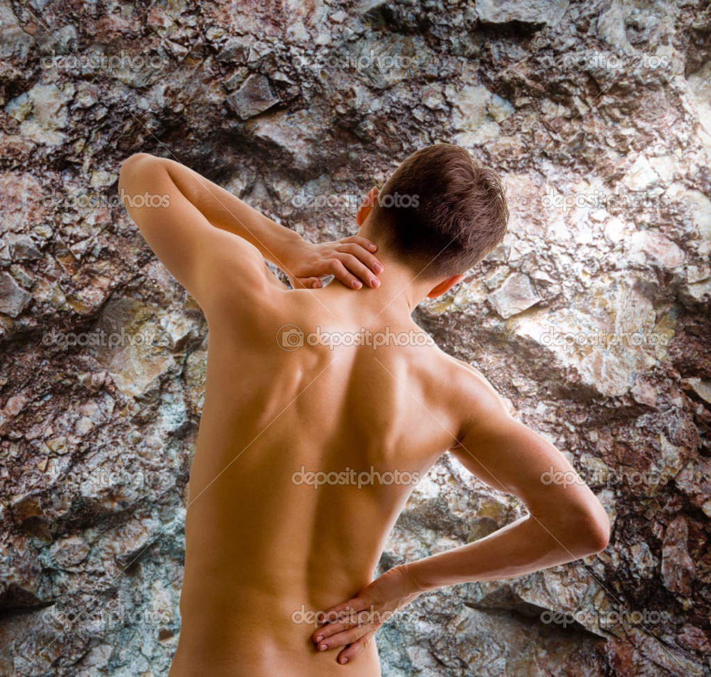 Фото голых мужских спин 10 фотография
