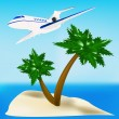 Stock Photo: Travel to tropical countries
