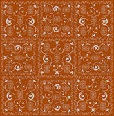 Decorative wallpaper — Stock Vector
