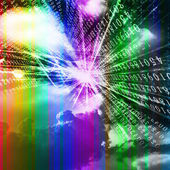 Abstract internet backgrounds — Stock Photo