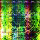 Internet background — Zdjęcie stockowe