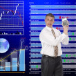 Stock Photo: Financial stock
